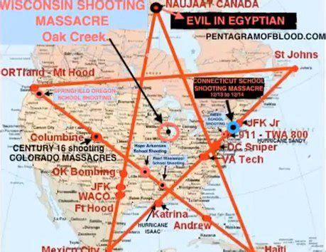 ley lines map usa false flag terrorism the way of and