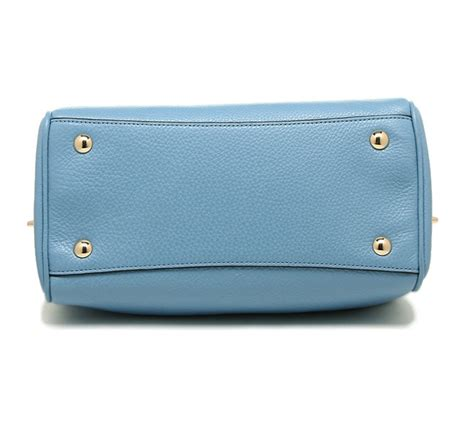 Dijamin Pocket Bag Bath And Works Sunset usa boutique coach small genuine leather satchel sweet blue