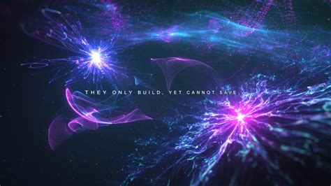 Particle Space Titles Space After Effects Templates F5 Design Com Particle Titles After Effects Templates