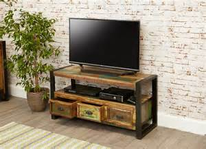industrial tv cabinet industrial chic widescreen television cabinet hshire