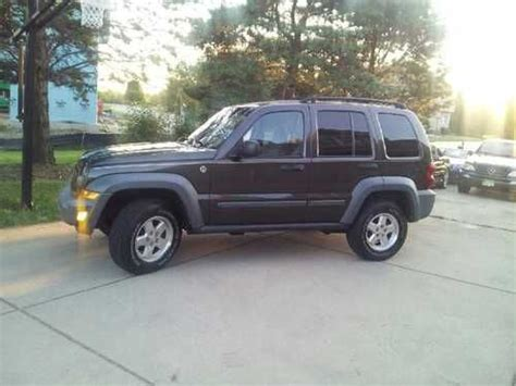 2006 Jeep Liberty Diesel Find Used 2006 Jeep Liberty Crd Diesel In Lemont