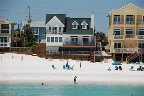 destin florida usa 4 bedroom beachfront