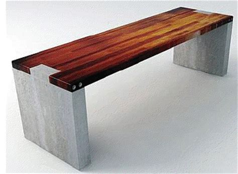 how to make a concrete bench top tools downcity