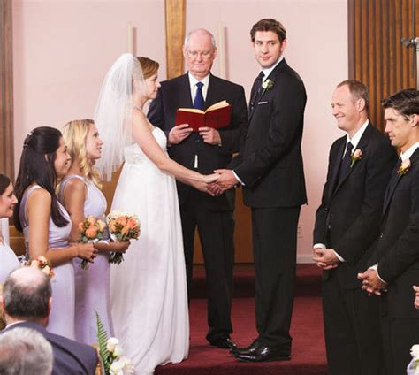 The Office Wedding by The Office Images Jim And Pam Wedding Photos Wallpaper And