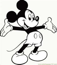mickey mouse baseball coloring pages mickey mouse baseball coloring page baseball pinterest