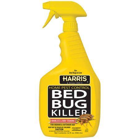 harris bed bug killer spray  fl oz walmartcom