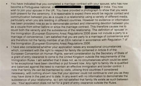 Appeal Letter For Visa Refusal Sweden exle appeal letter for uk visa refusal family visa