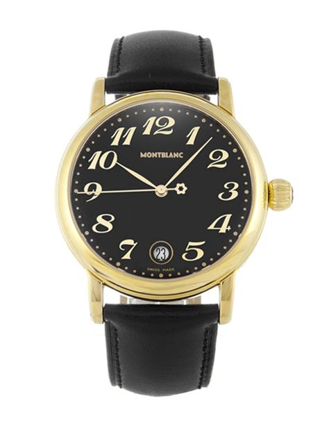 Limited Edition 0816 394 237 Ooredoo montblanc meisterstuck 7004 watchfinder co