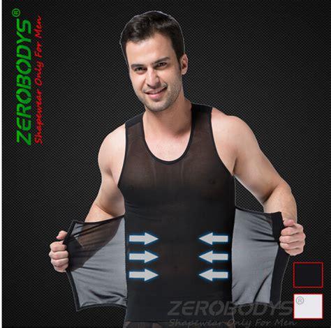 Shapers Neotex Rompi Pinggang Fcg023 5 pria pembentuk tubuh rompi dengan tinggi powernet band pinggang elastis tubuh pelangsing