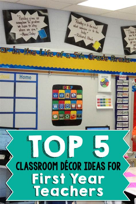 new year ideas for the classroom top 5 classroom d 233 cor ideas for year teachers wise