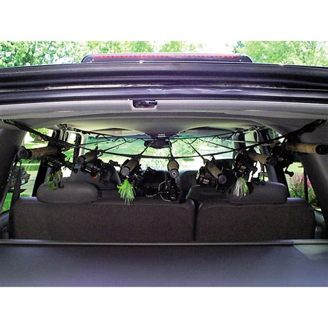 Fly Rod Car Rack by Rod Saver 174 Vehicle Rod Carrier System 121768 Roof Racks