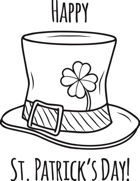 St Patty S Day Coloring Pages