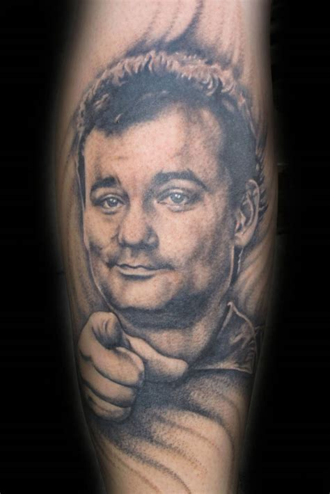 bill murray tattoo bill murray tattoos images