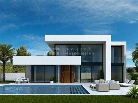 spanish property sales costa blanca for sale villas modern laguna villas ciudad quesada