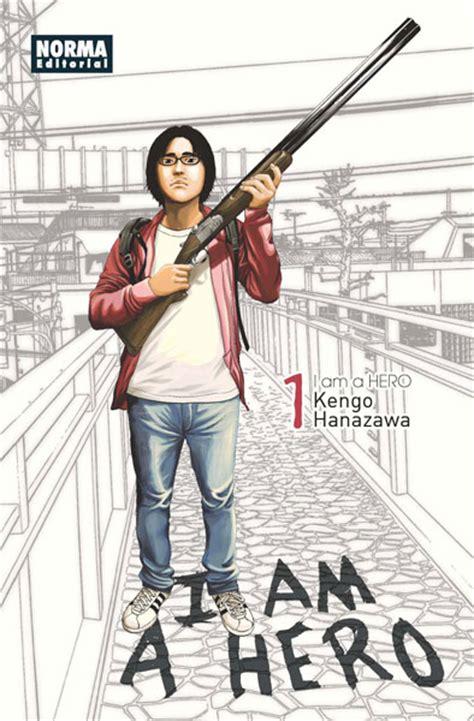 libro i am a hero i am a hero 01 norma editorial