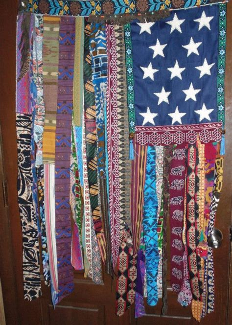 bohemian beaded curtains bohemian hand beaded door curtain flag wind chime folk art