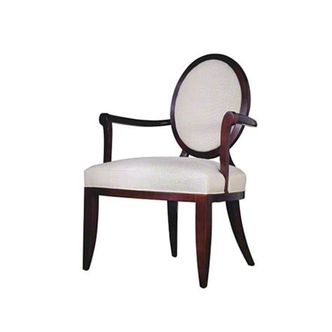 Barbara Barry Dining Chairs Barbara Barry Dining Chair Wood Baker Oval X Back Dining Arm Chair By Barbara Barry 6th Ave