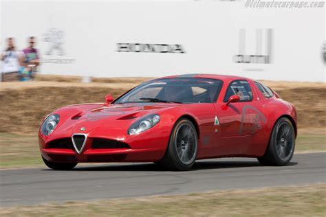 Alfa Romeo Tz3 by Unveiled Alfa Romeo Tz3 Corsa Zagato