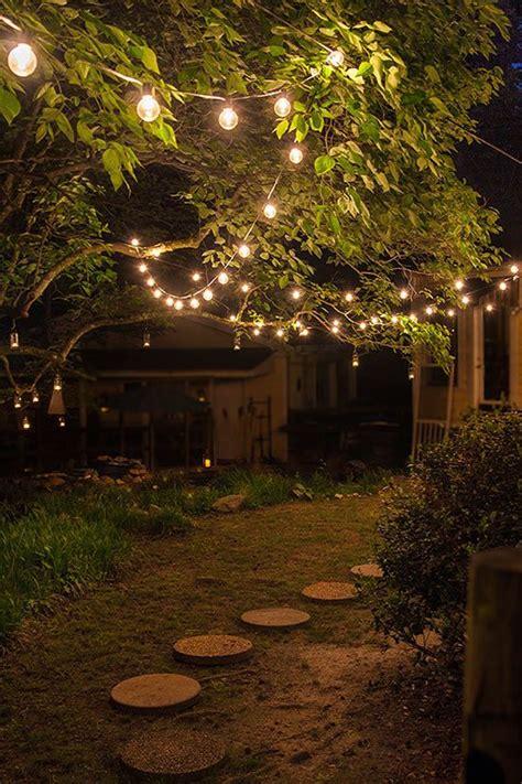 backyard party lighting 17 best ideas about backyard party lighting on pinterest