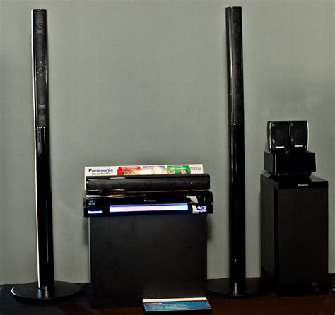 panasonic s 2011 home theater system line wi fi for all
