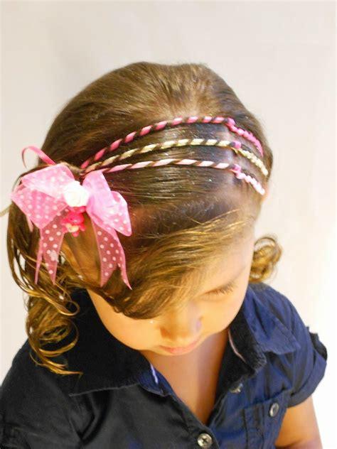 peinados nias peinados en cinta para ni 241 a paso a paso peinados faciles