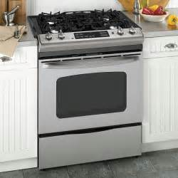 Ge jgsp28senss 30 quot slide in gas range jgsp28 sears outlet