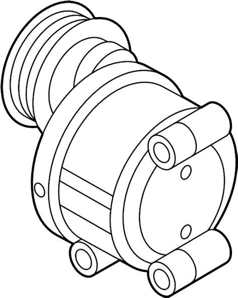 Fanbelt Mazda 2 Belum Skyactive mazda 3 belt tensioner drive belt tensioner drive belt