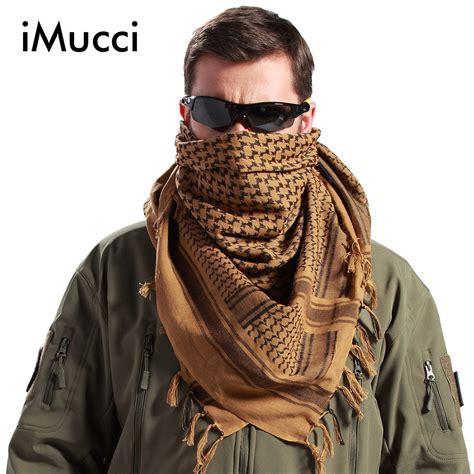 winter windproof scarf muslim shemagh