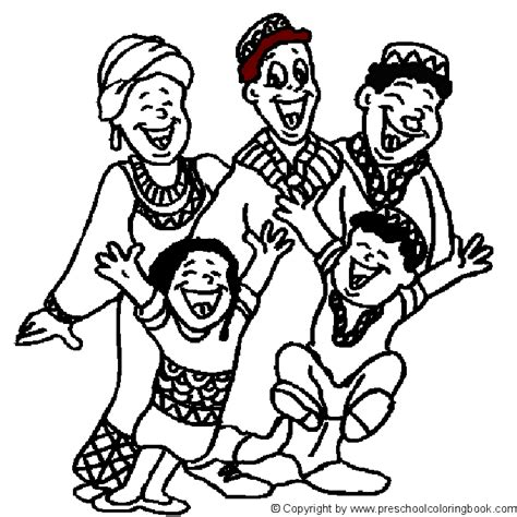 preschool coloring pages about families m family members coloring sheets preschool coloring pages