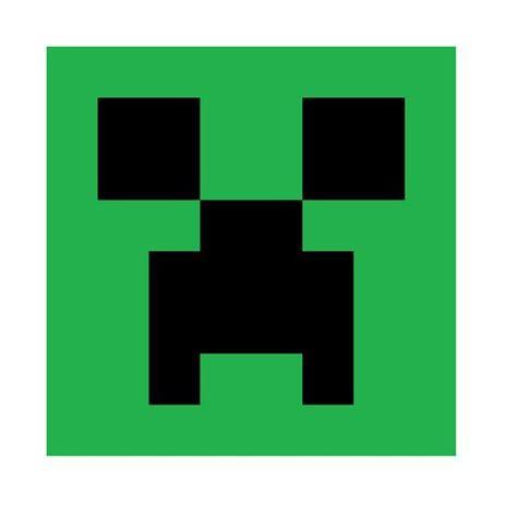 minecraft creeper printable minecraft creeper face
