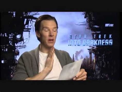 Cumberbatch Otter Meme - benedict cumberbatch talks about otter meme youtube