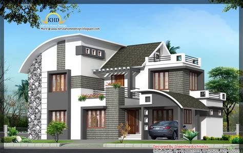 new modern house designs in kerala modern contemporary homes contemporary homes and kerala on pinterest minimalist new