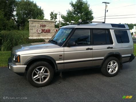 silver land rover discovery 2003 zambezi silver land rover discovery se 53247602