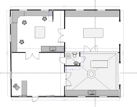 taxidermy shop floor plans plans for a new taxi shop what am i missing