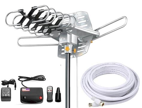 top 5 best outdoor tv antenna reviews review 10s