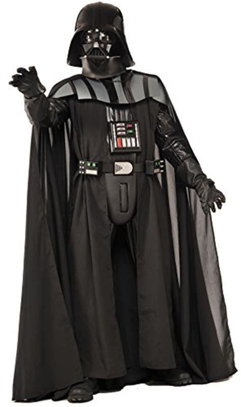 darth vader supreme costume rubie s wars supreme edition costume buy