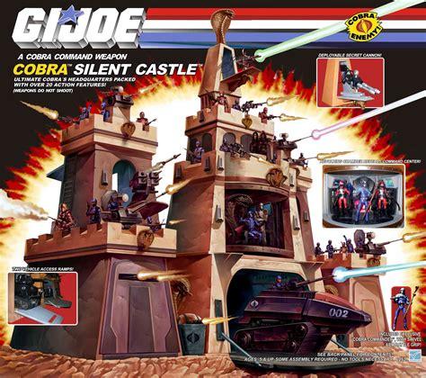 figure headquarters custom g i joe diorama silent castle cobra headquarters