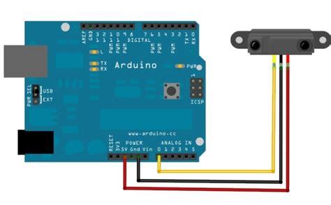arduino tutorial ir sensor how to use sharp ir sensor with arduino community of robots