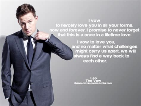 the vow quot the vow quot date
