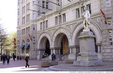 Post Office Hours Dc by To Build Hotel In Washington D C S Post Office