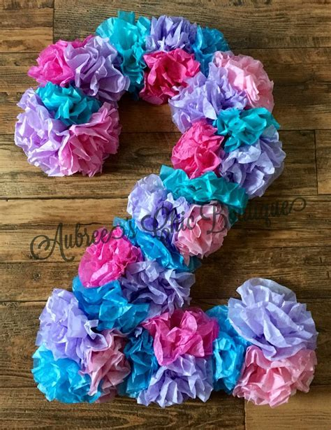 How To Make Paper Decorations For Birthday - best 25 birthday table decorations ideas on