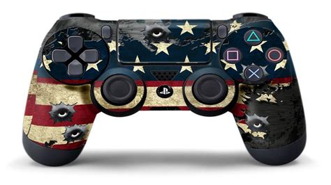 Ps4 Contoller Aufkleber by Ps4 Controller Skin Application