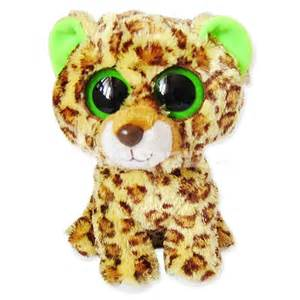 adorable amp classic ty beanie boos leopard plush toy