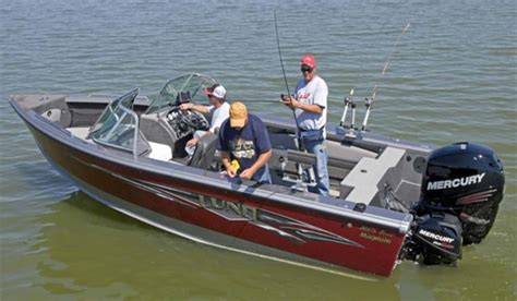 lund bowrider boats lund boats announces new big water magnum outdoorhub