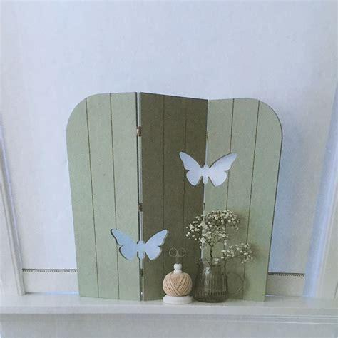 Sichtschutz Fenster Aufsteller by Paravent Butterfly Lindgr 252 N Fensterparavent Sichtschutz