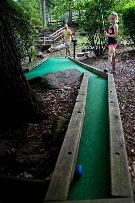backyard putt putt best 25 putt putt ideas on pinterest miniature golf