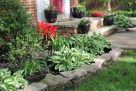 flower beds ideas stranded in cleveland front yard transformation our