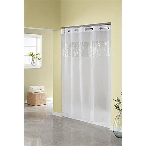 74 shower curtain hookless 174 frost 71 inch w x 74 inch l shower curtain www