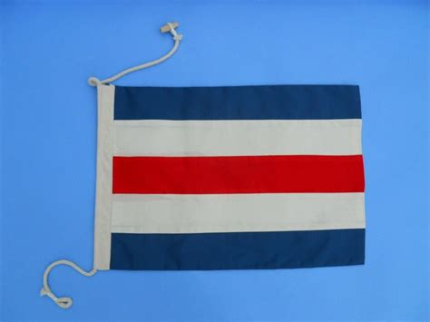 nautical flag wholesale letter c cloth nautical alphabet flag model ship