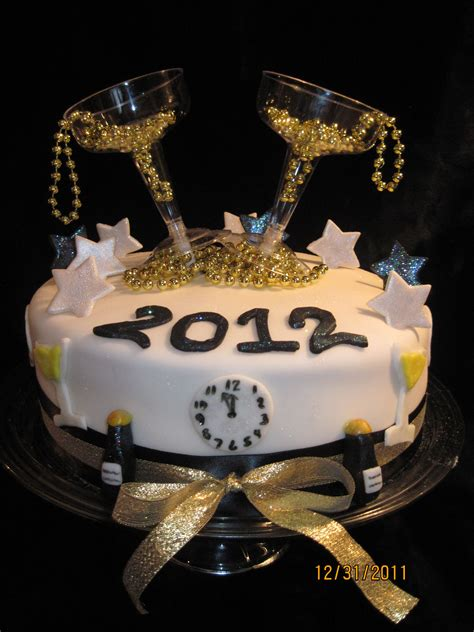 new year cake decoration new years cake www creativecakesbykim webs new year